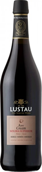 Lustau Sherry Rare Cream Superior
