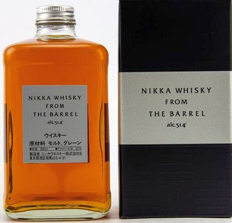 Nikka from the Barrel Blended double matured Whisky