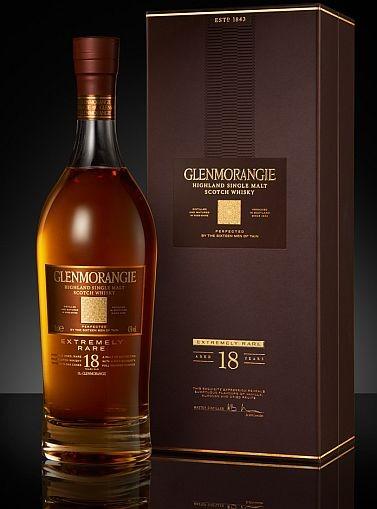 Glenmorangie 18 years old Single Malt Whisky