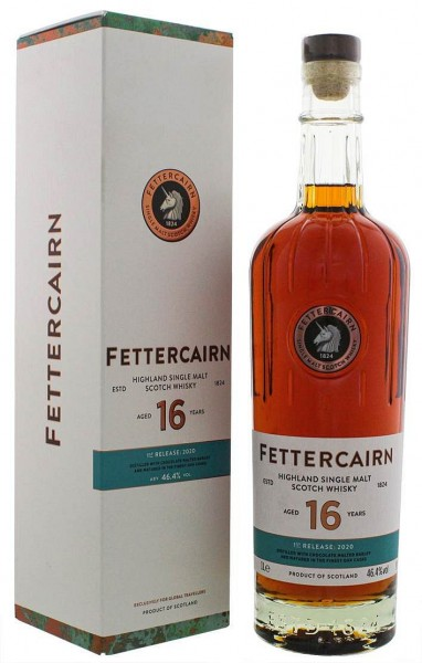 Fettercairn 16 years Single Malt Whisky