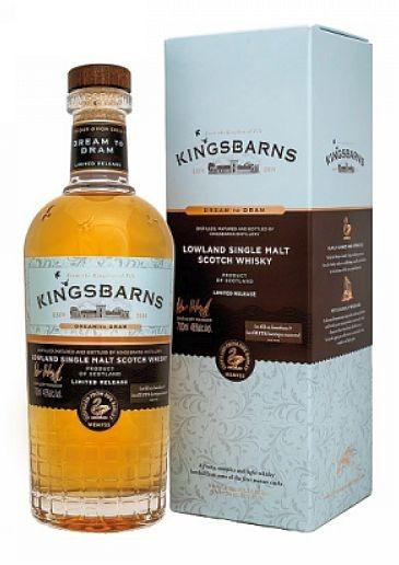 Kingsbarns Lowland Single Malt Whisky Dream to Dram