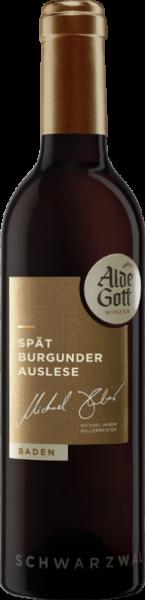 2015er Alde Gott Spätburgunder Rotwein AUSLESE süß Baden Sasbachwalden