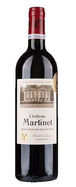 2016er Chateau Martinet St Emilion Grand Cru Bordeaux