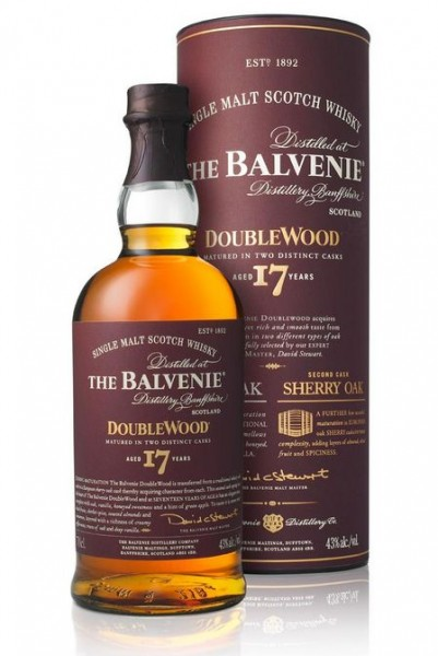 Balvenie 17 years Double Wood Whisky