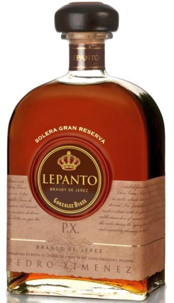 Lepanto Pedro Ximenez Gran Reserva Solera spanischer Brandy