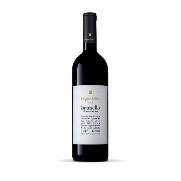 2012er Poggio Antico Brunello di Montalcino