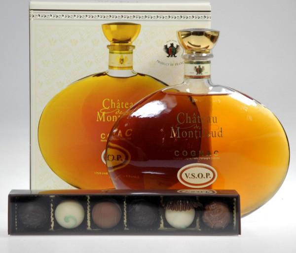 Cognac-Genuss Chateau Montifaud