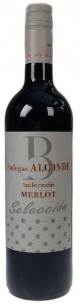 2019er Alconde MERLOT seleccion Tinto Navarra