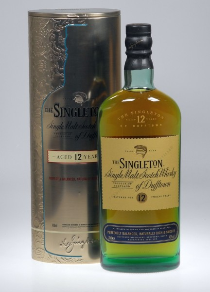 Dufftown The Singleton 12 years old Islay Single Malt