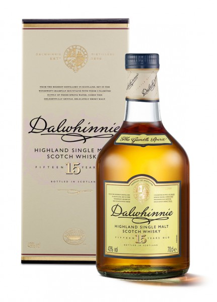 Dalwhinnie 0,2l 15 years Single Malt