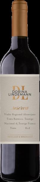 2017er Plansel Dorina Lindemann RESERVA Tinto