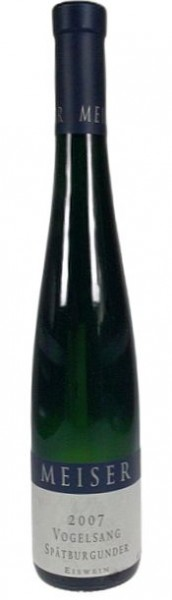 2007er Weingut Meiser Spätburgunder Eiswein