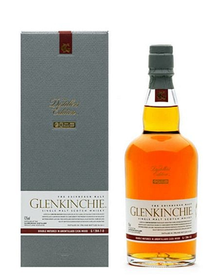 Glenkinchie Distillers Edition single Malt Whisky