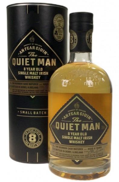 The Quiet Man 8 years Single Malt Irish Whiskey