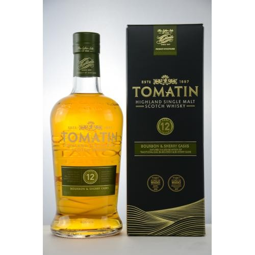 Tomatin Highland 12 years Single Malt Whisky
