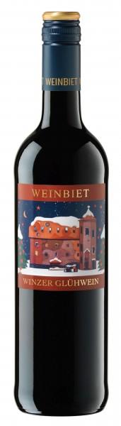 Weinbiet WINZERGLÜHWEIN ROT