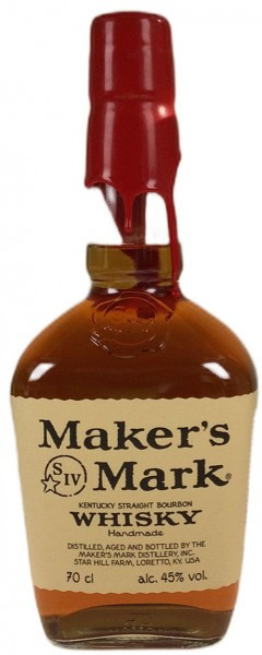 Makers Mark Bourbon Whisky
