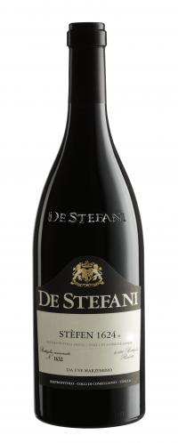 """2015er De Stefani """"Stefen 1624"""" Rosso"""