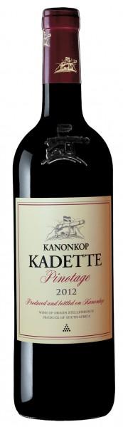 2017er Kanonkop Pinotage Kadette