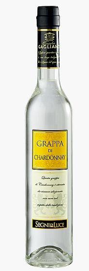 Segni di Luce Grappa Chardonnay