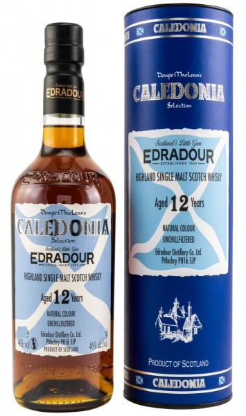 Edradour 12years MINI Caledonia Single Malt Whisky