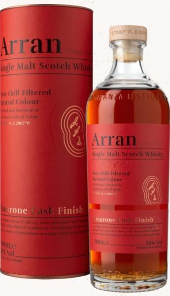 Arran Amarone Finish Whisky unchillfiltered