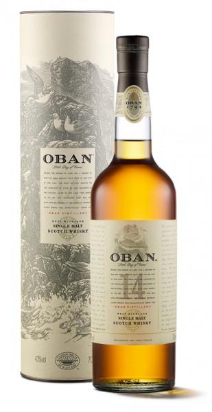 Oban Single Malt Whisky 0,2l Whisky