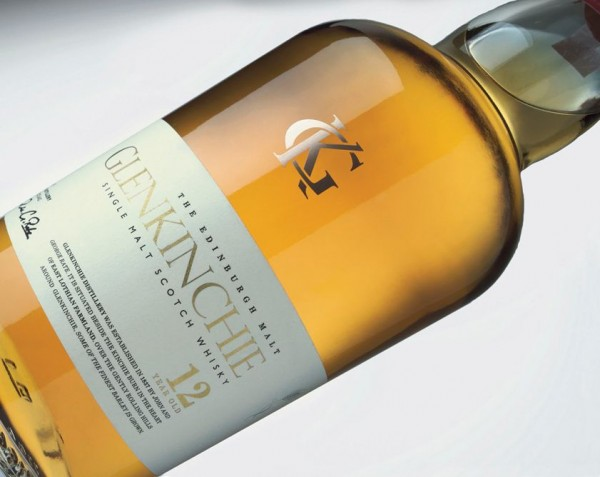 Glenkinchie 12 years Single Malt Whisky Lowland 0,20l