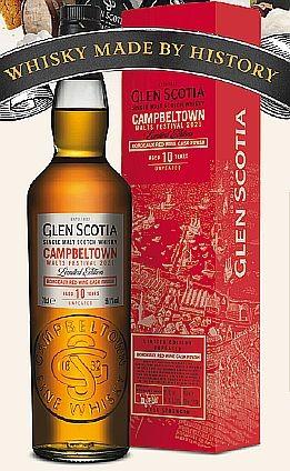 Glen Scotia Islay Festival Edition Single Malt Whisky Campbeltown