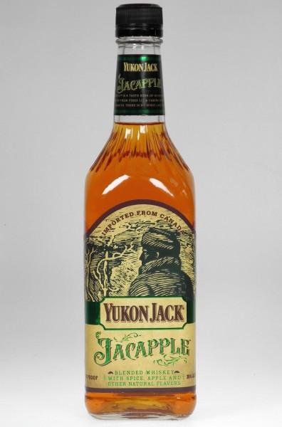 Yukon Jack Jackapple Whisky Likör