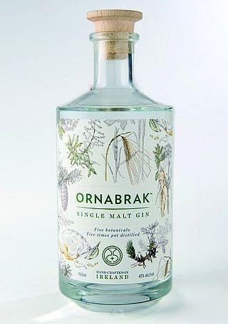 Ornabrak Single Malt Gin Ireland