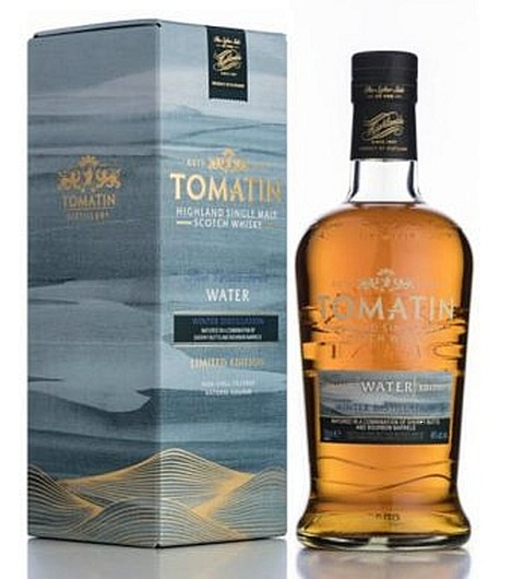 Tomatin Highland Five Virtues - Water 5. Element Whisky