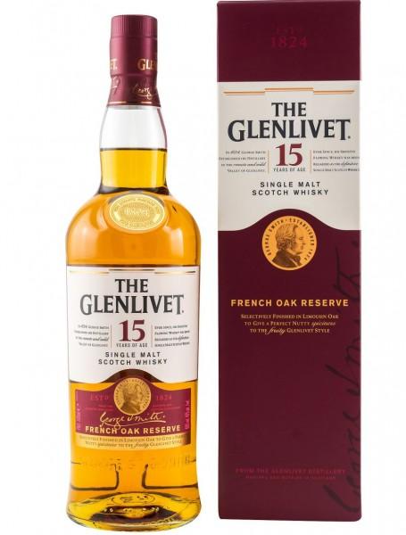Glenlivet 15 years Single Malt Whisky