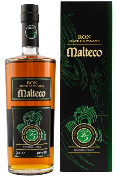Malteco Rum 15 Years, Guatemala