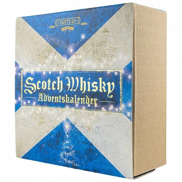 Scotch Whisky Adventskalender Whisky Minis
