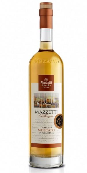 Mazzetti MAGNUM Moscato Grappa