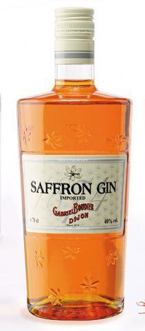 Saffron Gin Dijon orange, Gabriel Boudier