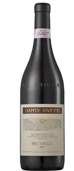 2011er Dante Rivetti Barbaresco rosso