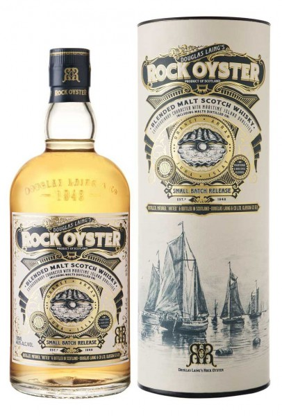 Rock Oyster Island Blended Malt Whisky