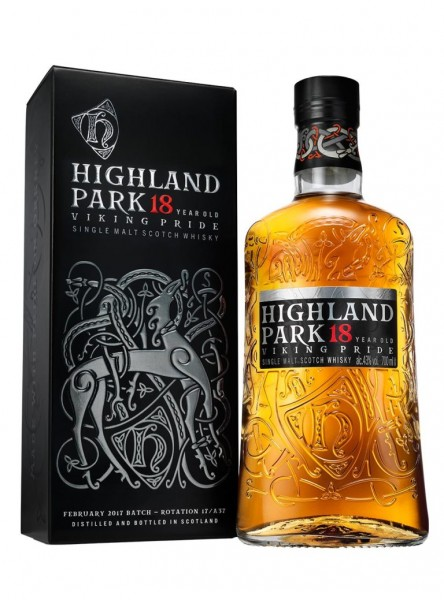 Highland Park 18 years Pride Single Malt Whisky