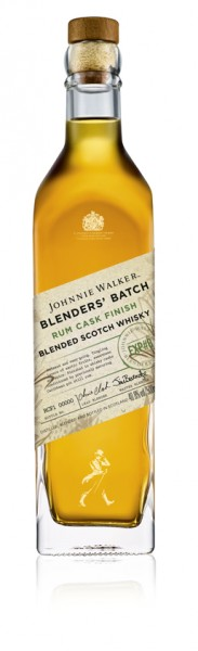 Johnnie Walker Blenders Batch Rum Cask finish