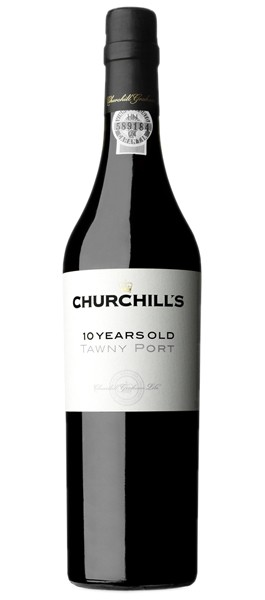 Churchills 10 years old Port
