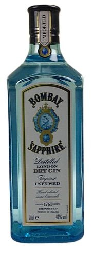 Bombay Sapphire Gin London