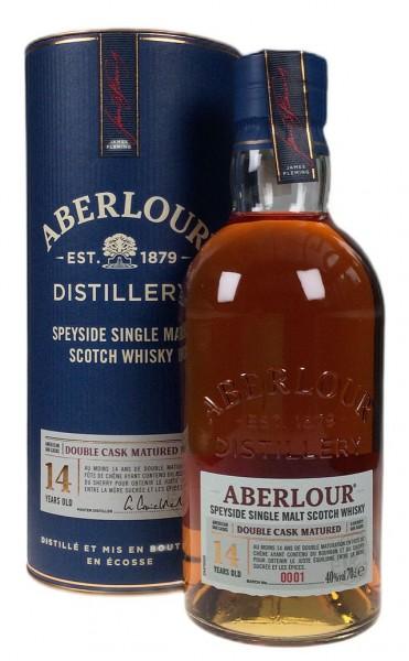 Aberlour 14 years single Malt Whisky