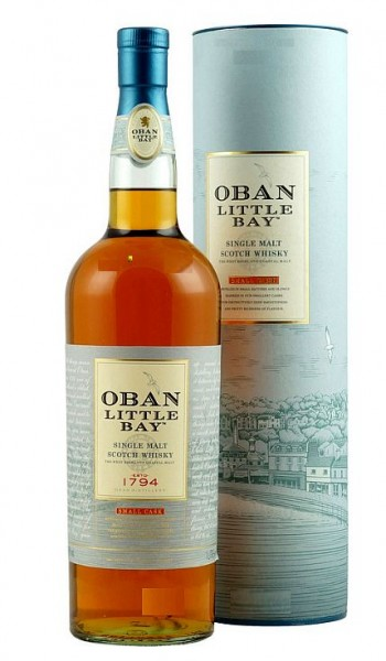Oban Single Malt Little Bay Whisky