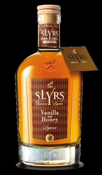 Slyrs Bavarian Single Malt Whisky Liqueur Schliersee