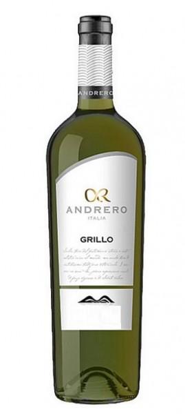 2019er Andrero Grillo Bianco sicilia