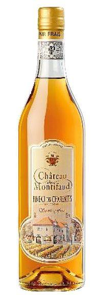 Chateau Montifaud Pineau des Charentes BLANC jeune Aperitif