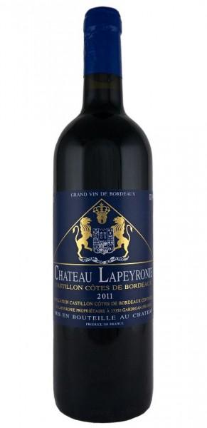 2014er Chateau Lapeyronie, Cotes de Castillons Bordeaux