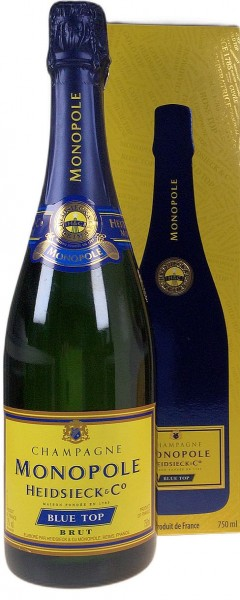Heidsieck Monopole Blue Top Champagner brut